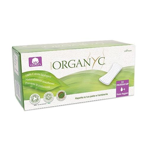 ��������� �� ������ ����, 24 �� (female hygiene) (Organyc)
