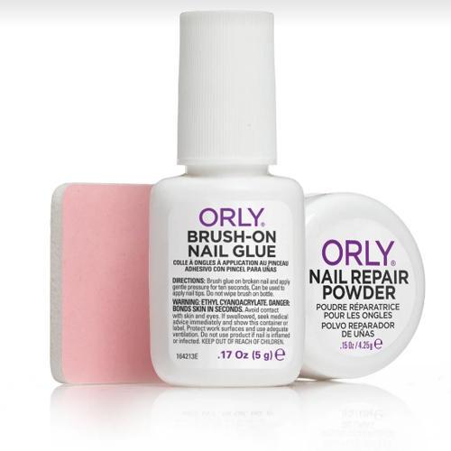 Набор для ремонта ногтей Скорая ногтевая помощь Nail Rescue Boxed Kit (Orly, Ремонт ногтей)