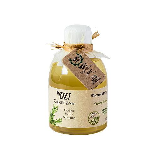 Фитошампунь Укрепляющий 300 мл (OZ OrganicZone, Шампуни) шампуни сьес