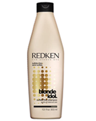 Redken Редкен Blonde Idol Shampoo шампунь восстанавливающий для светлых волос 300 мл (Blonde Idol)