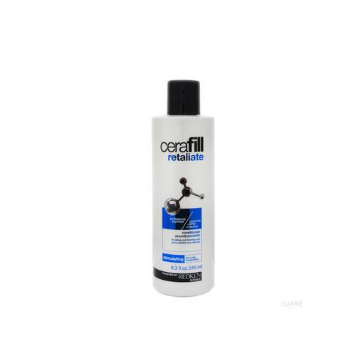 Кондиционер Retaliate 245мл (Redken, Cerafill) redken кондиционер для поддержания плотности сильно истонченных волос cerafill retaliate conditioner 245 мл