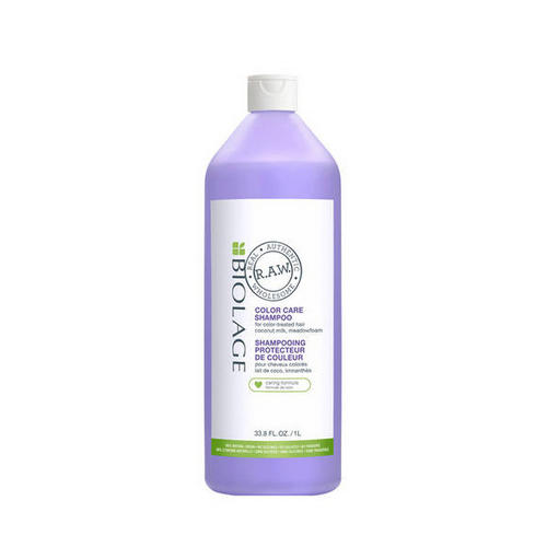 Купить Matrix Шампунь R.A.W. Color care для окрашенных волос, 1000 мл (Matrix, Biolage), США