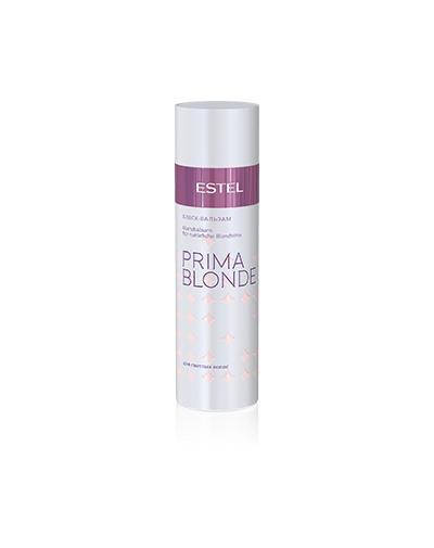 Estel Блеск-бальзам для светлых волос Prima Blonde 200 мл (Estel, Prima Blonde) фото