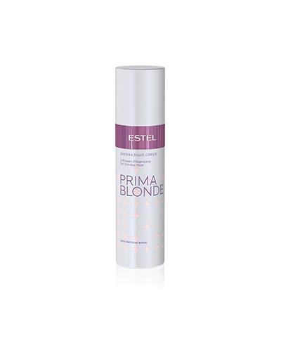 Купить Estel Двухфазный спрей для светлых волос Prima Blonde 200 мл (Estel, Prima Blonde), Россия