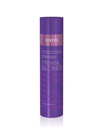 Купить Estel Шампунь серебристый для холодных оттенков блонд Prima Blonde 250 мл (Estel, Prima Blonde), Россия