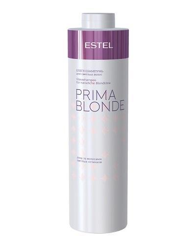 Купить Estel Блеск-шампунь для светлых волос Prima Blonde 250 мл (Estel, Prima Blonde), Россия