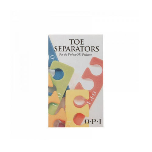 O.P.I Разделители для пальцев ног 1 шт (O.P.I, Уход для маникюра и педикюра) аппарат для маникюра и педикюра galaxy gl4923