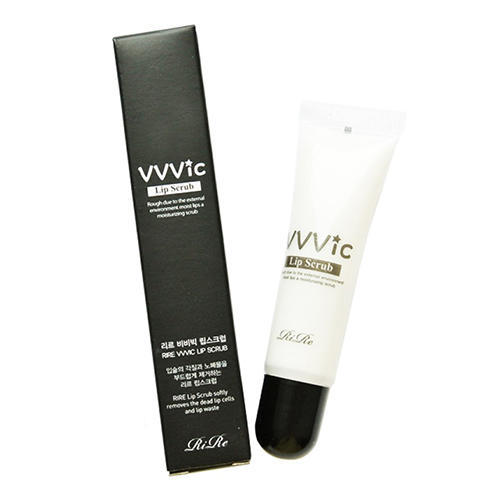 Скраб для губ VVVic lip scrub, 10 мл (RiRe, Макияж) все цены