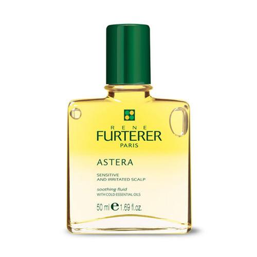 Флюид успокаивающий с охлаждающими маслами 50мл (Rene Furterer, Astera) уход за волосами rene furterer