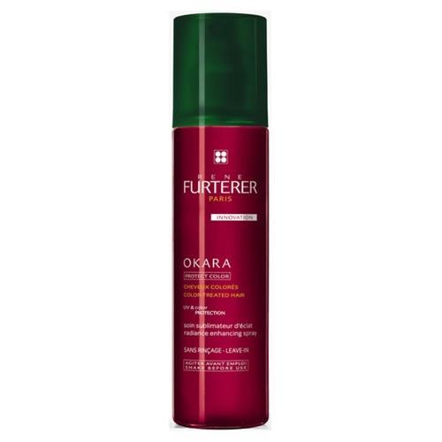 Okara Лосьон двухфазный для защиты цвета волос 150 мл (Rene Furterer, Okara) rene furterer крем уход восстанавливающий без смывания для экстремально поврежденных ломких волос absolue keratine 100мл