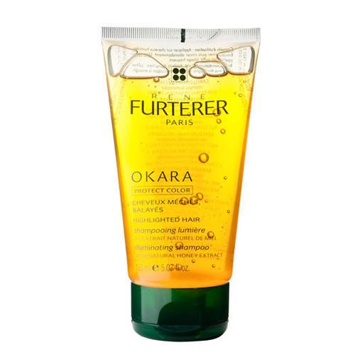 Шампунь для сияния мелированных волос 150 мл (Okara) (Rene Furterer)