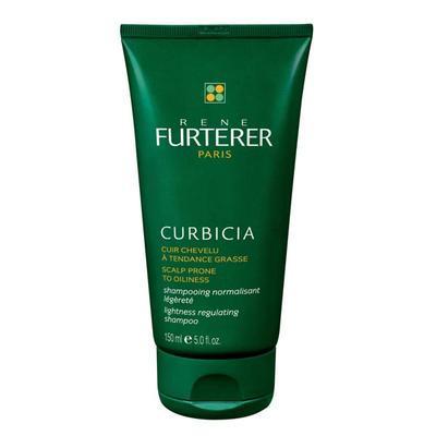 Рене Фуртерер Шампунь для жирной кожи регулирующий нормализующий 150 мл (Curbicia) (Rene Furterer)