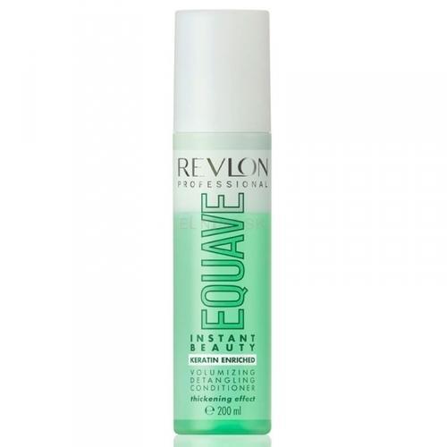 Несмываемый кондиционер дтонких волос Equave IB Volumizing Detangling Conditioner 200мл (Revlon Professional, Equave) недорого