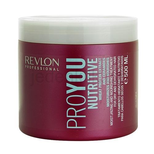 Маска увлажняющая и питательная ProYou Nutritive Treatment 500мл (Revlon Professional, ProYou) шампунь для волос увлажняющий и питательный proyou nutritive shampoo 350мл revlon professional proyou