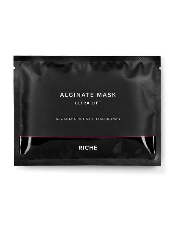 Альгинатная маска с лифтингэффектом 30г (Riche, Уход за лицом) уход за лицом рутина