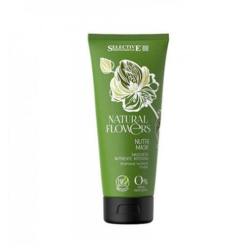 Питательная маска для восстановления волос Nutri Mask 200 мл (Selective, Eco Line)