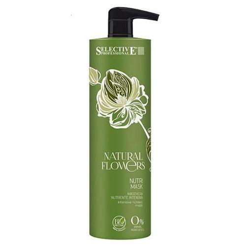Питательная маска для восстановления волос Nutri Mask 1000 мл (Selective, Eco Line)