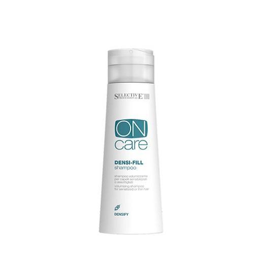 Selective Шампунь филлер для ухода за поврежденными или тонкими волосами Densi-fill Shampoo 250 мл (Selective, Densi-fill) фото