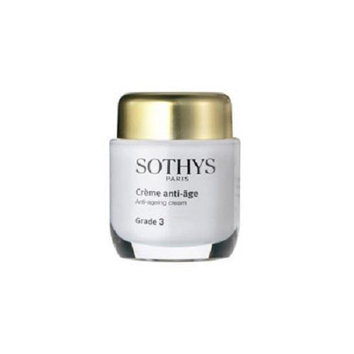 Активный аntiage крем GRADE3 для нормальной и комбинированной кожи 50мл (Sothys, AntiAge Sothys) грин фарма фармаанти виесма крем от морщин д норм и смешанной кожи диспенсер 50мл