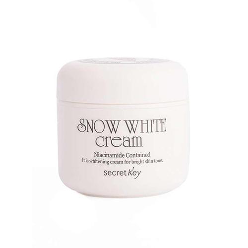 цена на Крем для лица осветляющий Snow White Cream, 50 г (Secret key, Cream Eye Cream)