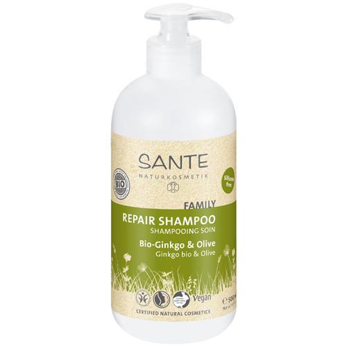 Sante Восстанавливающий шампунь с био-гинкго и оливой 500 мл (Уход за волосами)