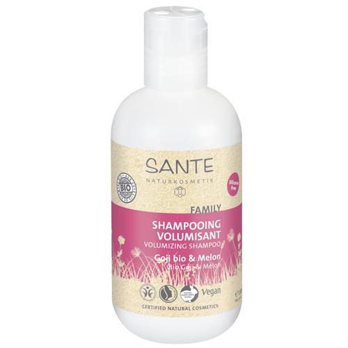 Sante Шампунь для объема с био-годжи и дыней 200 мл (Уход за волосами)