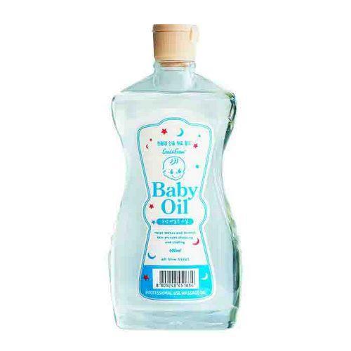 Детское массажное масло с эфирными маслами и маслом макадамии Seed Farm 670 мл (BeauuGreen, Для детей)