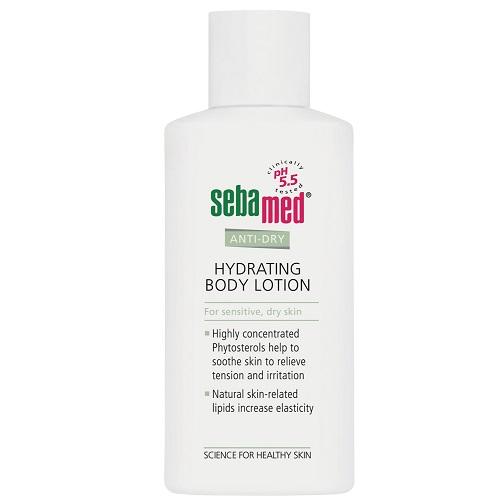 Sebamed Лосьон для тела увлажняющий 200 мл (Sebamed, Anti-Dry)