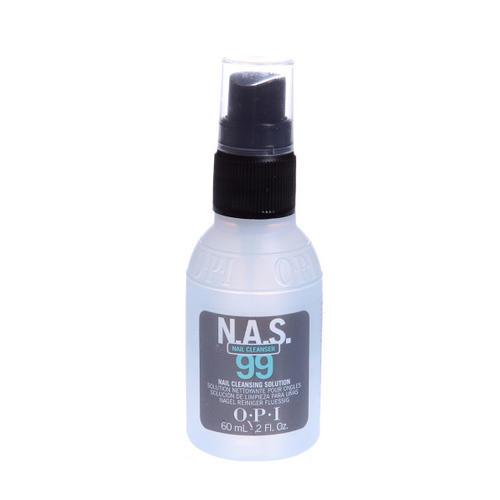 O.P.I Дезинфицирующая жидкость для ногтей Nas-99, 55 мл (O.P.I, Вспомогательные средства)