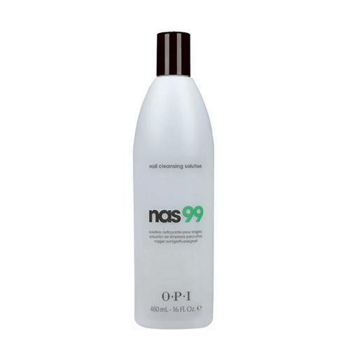 O.P.I Дезинфицирующая жидкость для ногтей Nas-99, 450 мл (O.P.I, Вспомогательные средства)