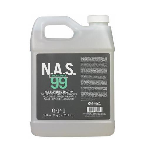 O.P.I Дезинфицирующая жидкость для ногтей Nas-99, 960 мл (O.P.I, Вспомогательные средства)