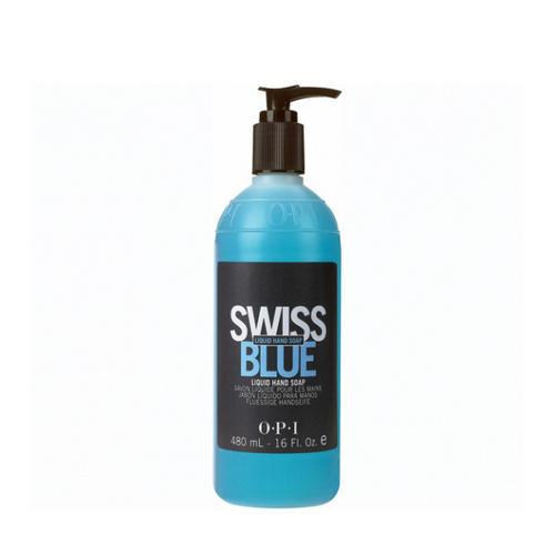 O.P.I Мыло для рук Swiss Blue 460 мл (O.P.I, Вспомогательные средства)