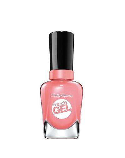 Гель лак для ногтей тон 180 rosey riviter 14,7 мл (Sally Hansen, Miracle gel) цена 2017