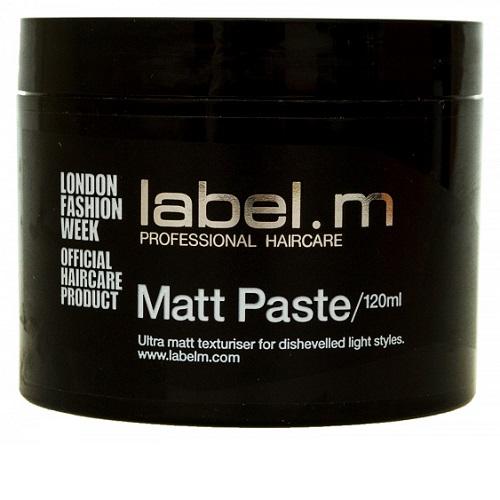 Купить Label.m Паста матовая 120 мл (Label.m, Укладочная серия), Великобритания