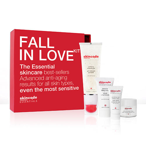 Набор Essentials FallinLove (Skincode, Essentials)