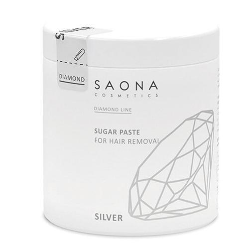 Паста для шугаринга Silver Мягкая 1000 гр (Saona Cosmetics, Diamond Line) недорого