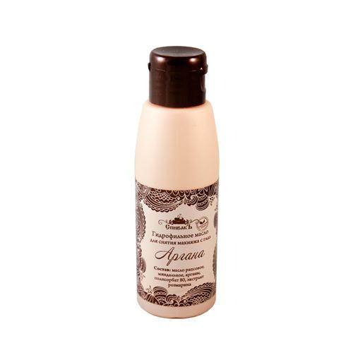 Гидрофильное масло для снятия макияжа Аргана, 100 мл (Спивакъ, Уход за лицом) аромаджаз масло арганы жидкое для загара аргана 200 мл