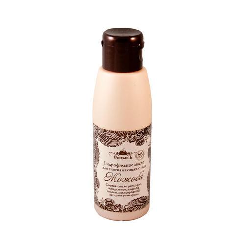 Купить Спивакъ Гидрофильное масло для снятия макияжа Жожоба Голден , 100 мл (Спивакъ, Уход за лицом), Россия