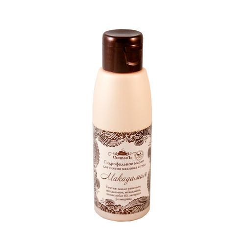 Купить Спивакъ Гидрофильное масло для снятия макияжа Макадамия , 100 мл (Спивакъ, Уход за лицом), Россия