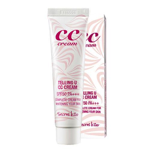 СС крем для лица, 30 мл. (Secret key, Base Makeup) skin79 многофункциональный сс крем для лица 35 мл