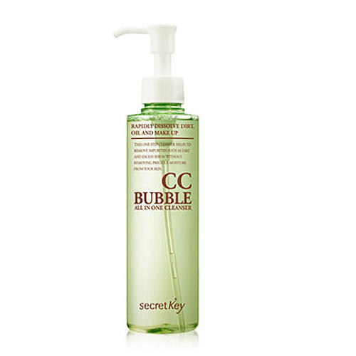 Secret key Средство снятия BB- и CC-макияжа, 210 мл (Cleansing)