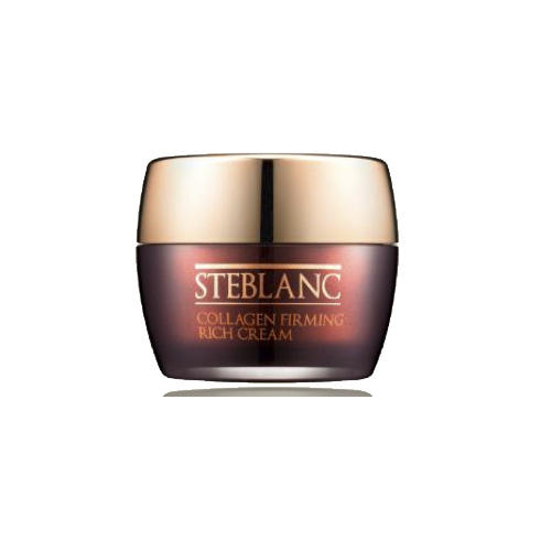 Питательный крем лифтинг для лица с коллагеном 50мл (Steblanc, Collagen firming) недорого