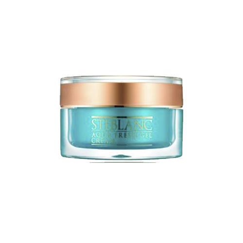 Крем-гель для лица увлажняющий 50мл (Aqua fresh) (Steblanc)