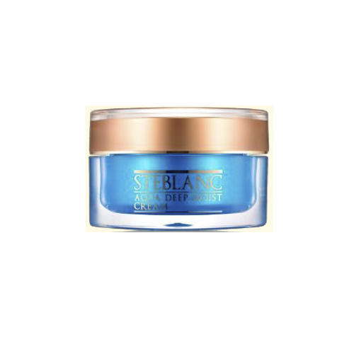 Крем для лица глубокое увлажнение 50мл (Aqua fresh) (Steblanc)