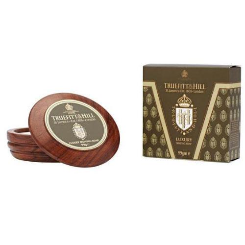 Truefitt & Hill Люкс-мыло для бритья (в деревянной чаше) 99 г (Truefitt & Hill, West Indian Limes) richard cumberland the west indian