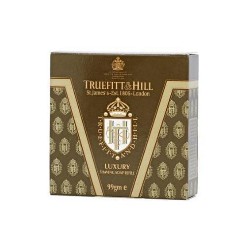 Truefitt & Hill Люкс-мыло для бритья (запасной блок для деревянной чаши) 99 г (Truefitt & Hill, West Indian Limes) richard cumberland the west indian