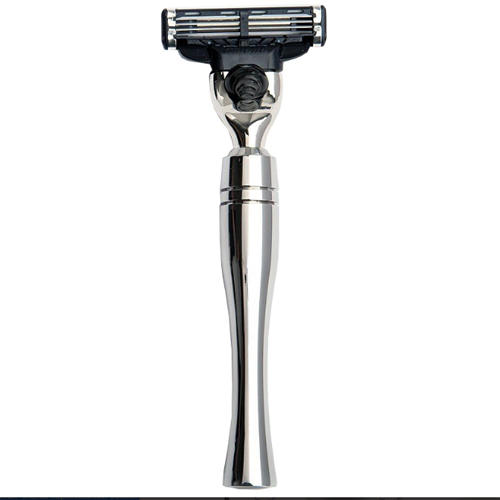 Truefitt & Hill Станок для бритья Sheffild Steel / Fusion / ручная работа / Нержавеющая сталь (Truefitt & Hill, Станки для бритья)