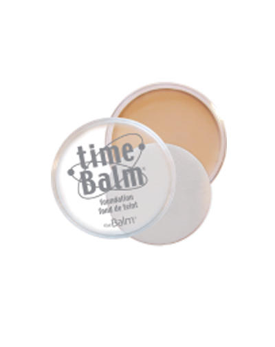 Компактная тональная основа timeBalm Light Medium (Thebalm, Лицо)