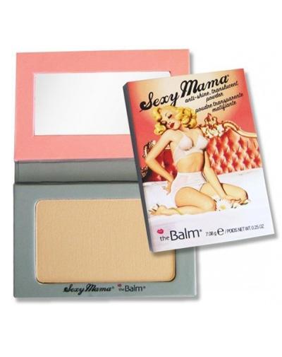 Матирующая пудра Sexy Mama (Thebalm, Щечки) thebalm sexy mama® anti shine translucent powder цвет sexy mama variant hex name deb798