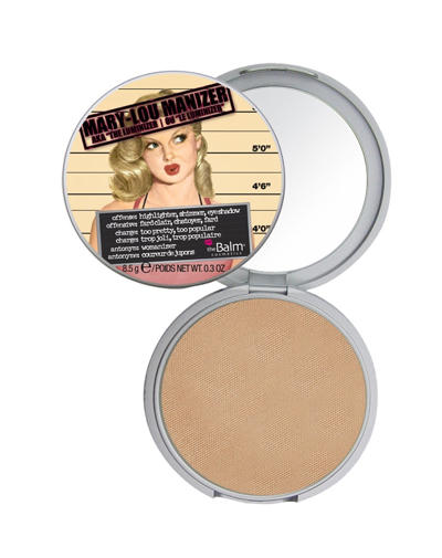 Thebalm хайлайтеры thebalm хайлайтер betty lou manizer